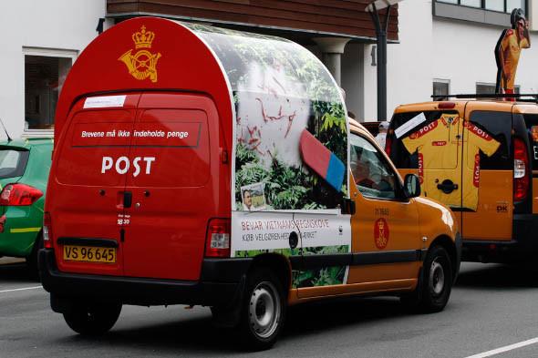 Посылка для вашего мальчика: 6 почтовых служб мира. Изображение № 9.