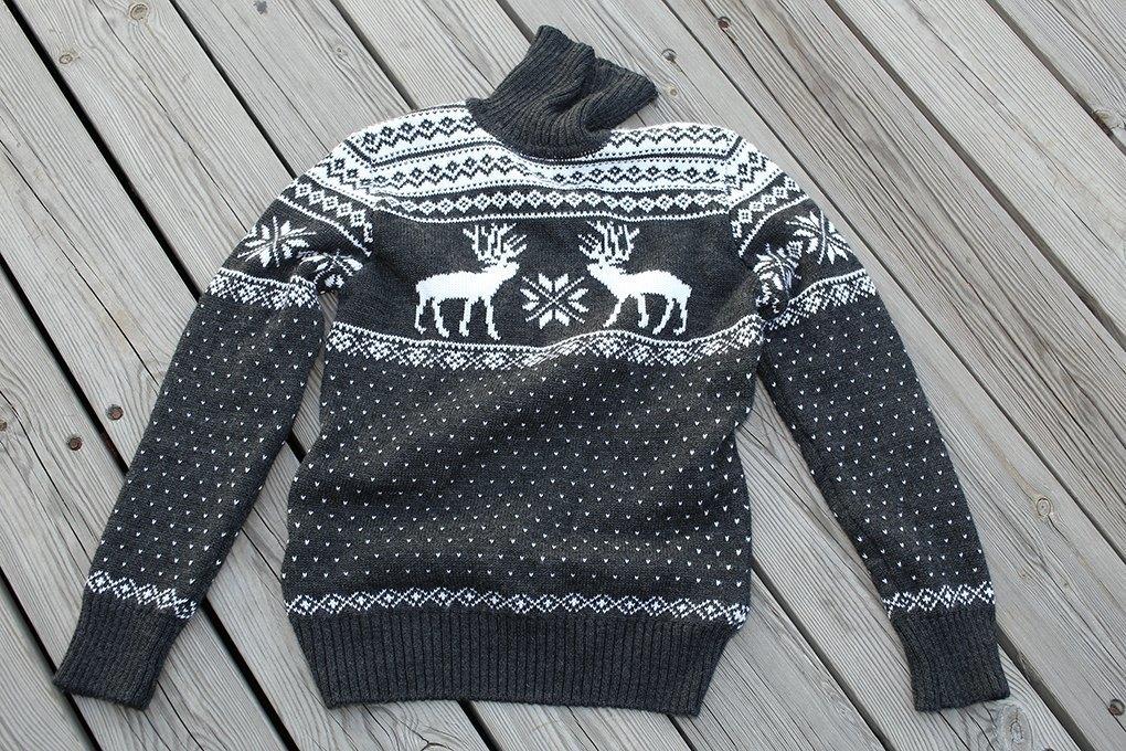Deerz.ru: Как свитер с оленями положил начало семейному бизнесу. Изображение № 1.