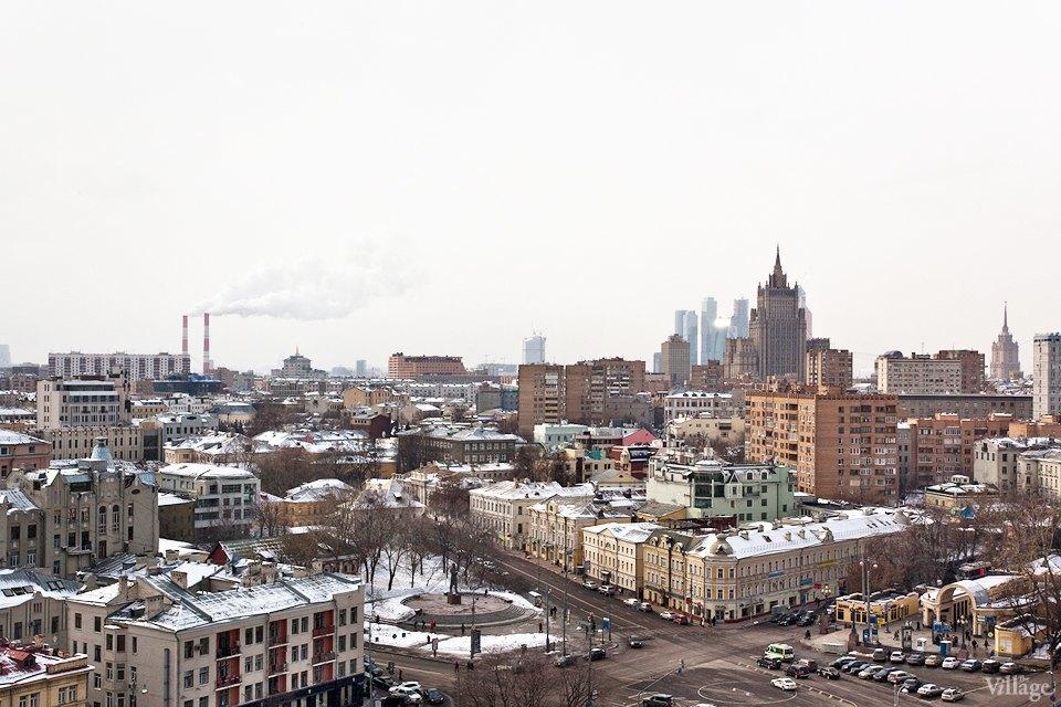 Лучший вид на этот город: 7 смотровых площадок вМоскве. Изображение № 14.