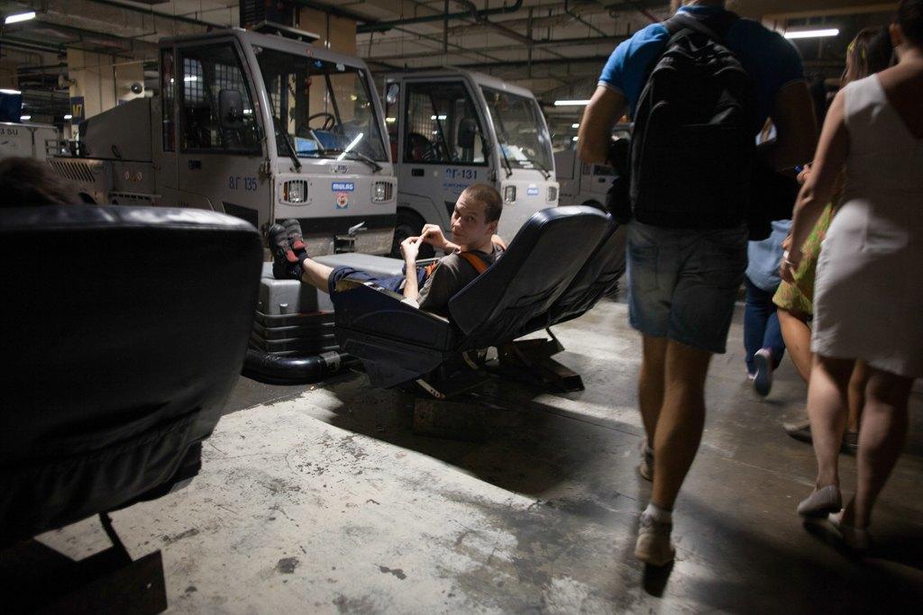 Шереметьево изнутри: Что никогда не видят пассажиры аэропорта. Изображение № 18.