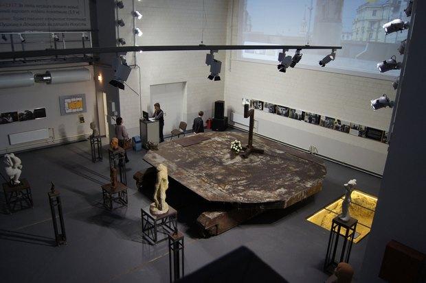 Музей городской скульптуры открыл ещё один филиал. Изображение № 1.