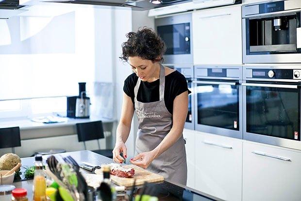 Шеф дома: Ростбиф-салат и тыквенная каша Мириам Сехон. Изображение № 26.