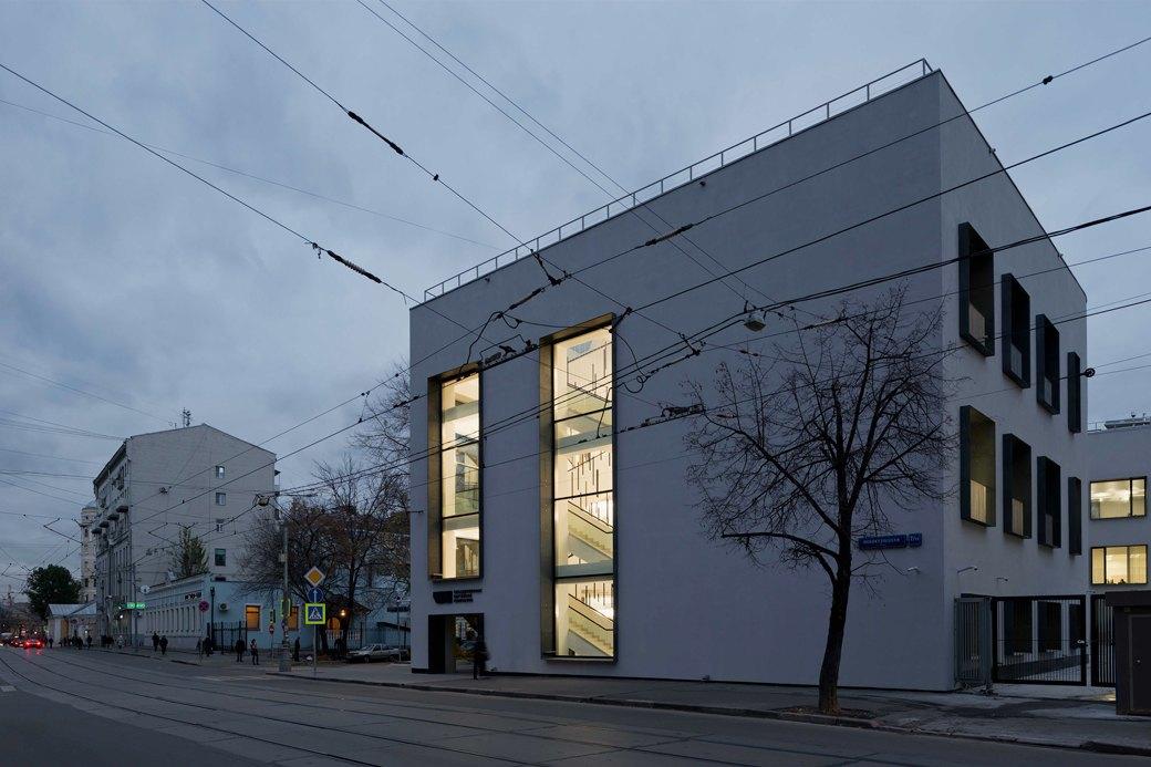 О какой российской архитектуре пишут наЗападе. Изображение № 3.