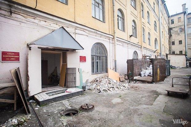 Бывшее здание креативного пространства «Четверть» отойдёт Консерватории. Изображение № 2.