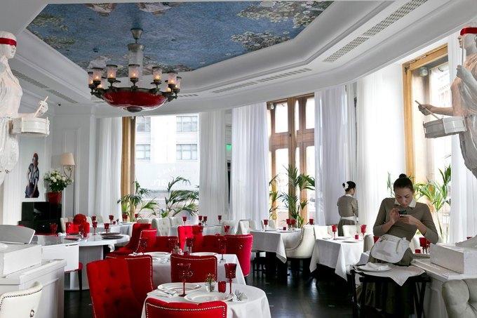 Ресторан «Доктор Живаго» перешёл на круглосуточный режим работы . Изображение № 1.