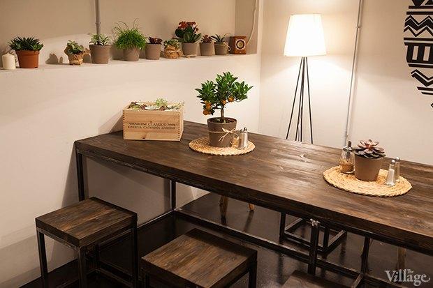 Новое место: Кафе-бар «Картофель с грибами». Изображение № 3.