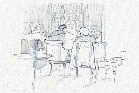 Бары в отелях «Метрополь» и «Балчуг-Кемпински». Изображение № 5.