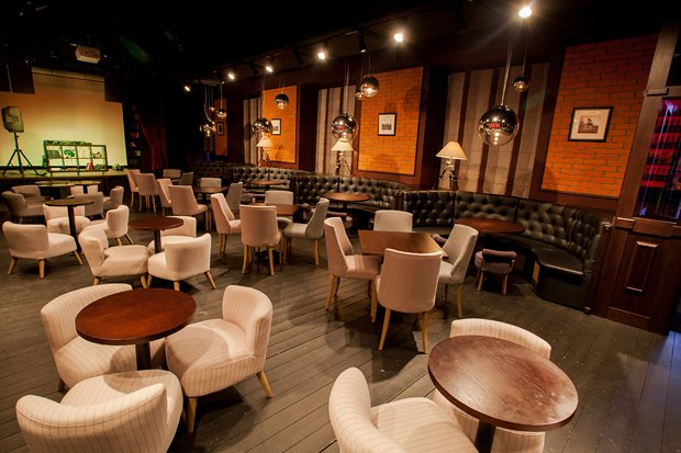 На месте бара «Заря» открылся Joys Bar. Изображение № 10.