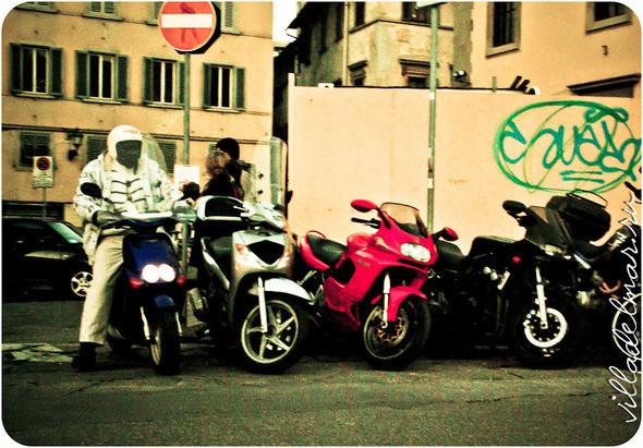 Изображение 30. Репортаж из живой Флоренции.. Изображение № 30.