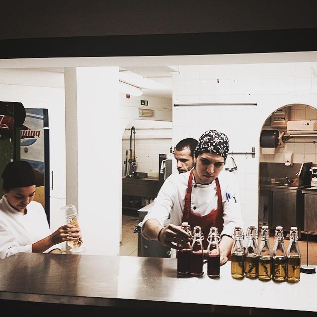 Команда кафе «Фартук» ибара Union открыла бар вПортугалии . Изображение № 2.