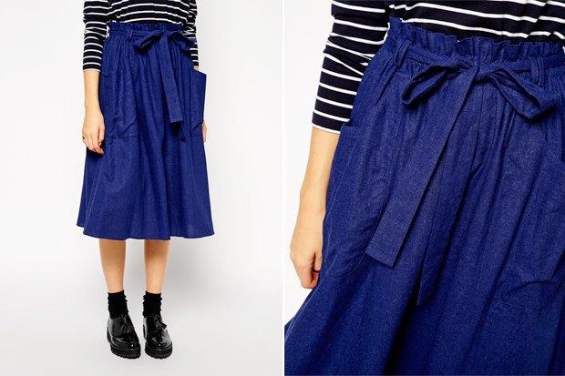 Где купить юбку миди: 6вариантов от 1000 до 4500рублей. Изображение № 4.