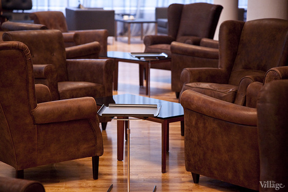 Офис недели (Москва): Клубный офис Cabinet Lounge. Изображение № 17.