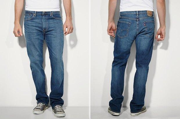 Где купить мужские джинсы прямого кроя: 9вариантов от 1655рублей до 13тысяч. Изображение № 7.