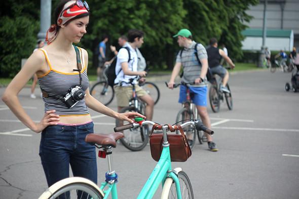 Велопарад Let's bike it!: Чего не хватает велосипедистам в городе. Изображение № 7.