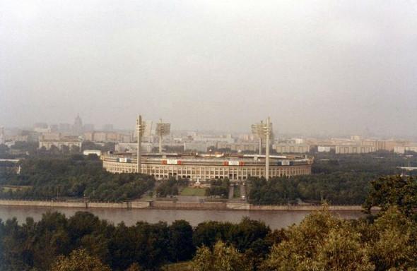 """Стадион """"Лужники"""" в 1982 году. Изображение № 8."""