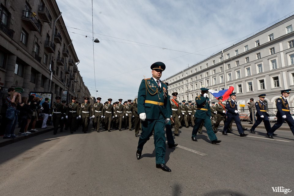 Фоторепортаж: День Победы в Петербурге. Изображение № 32.