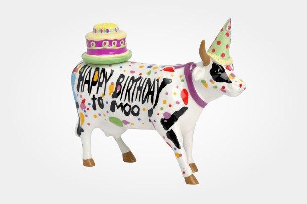 Корова  Happy Birthday Cow, 2 250 руб.. Изображение № 23.