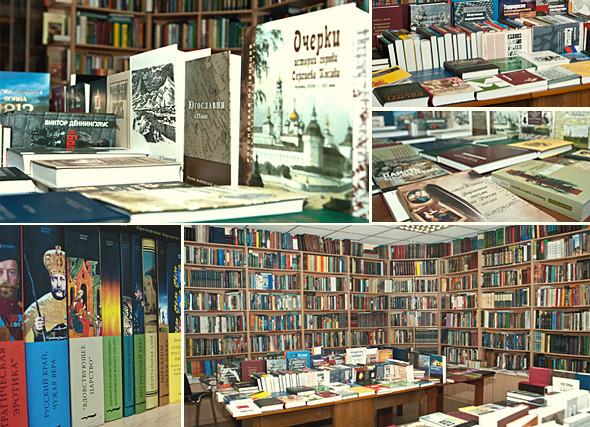 Книжный мир: 5 новых книжных магазинов в Петербурге. Изображение № 4.