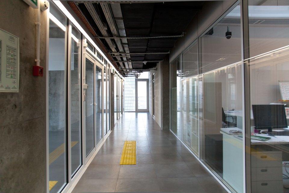 «Гиперкуб», первое здание инновационного центра «Сколково». Изображение № 12.