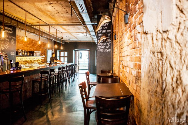 Новое место: Бар и ресторан George Best —закрылся. Изображение № 35.