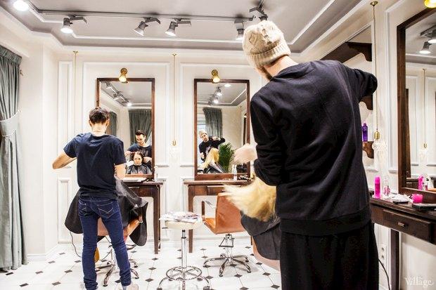 Новое место: Женская парикмахерская Annie Hall. Изображение № 10.