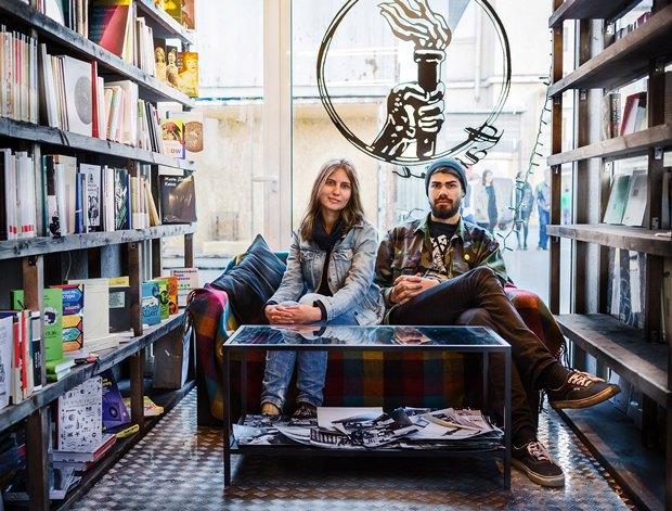 На«Улице Контейнерной» открылся книжный магазин «Факел» . Изображение № 6.