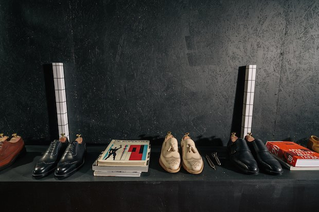 На «Тверской» открылась обувная мастерская имагазин Gottlieb Schwarz. Изображение № 2.