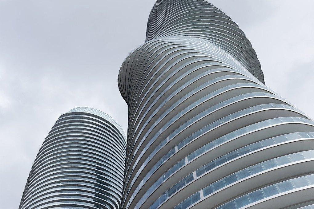 Hopes Tech: 15 самых эффектных небоскрёбов мира. Изображение № 23.