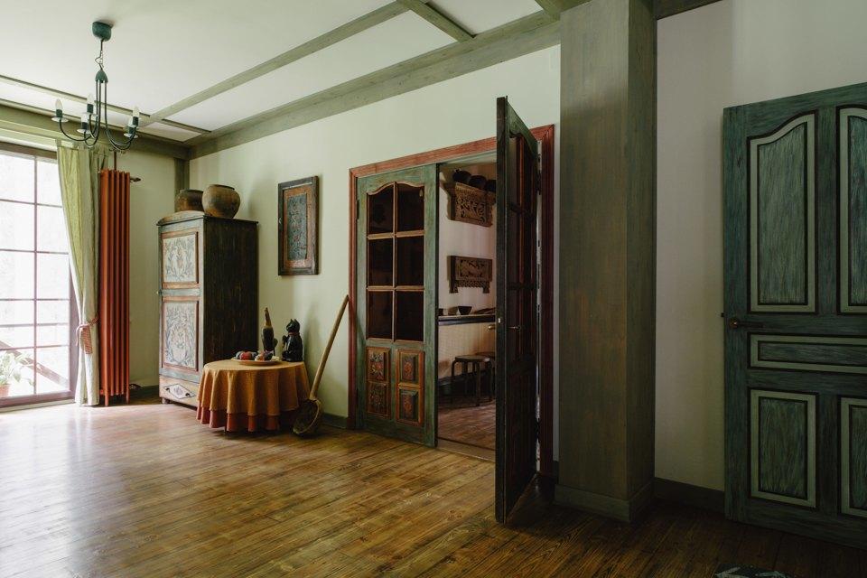 Загородный дом Леонида Парфёнова иЕлены Чекаловой. Изображение № 13.