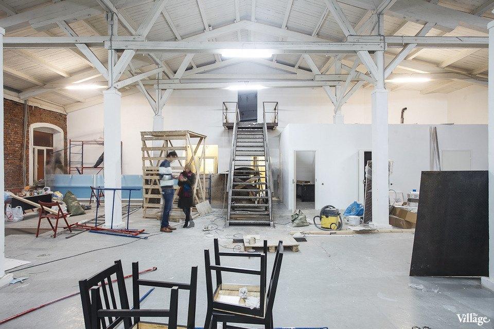 Новый театр: Творческая площадка «Скороход» до открытия. Изображение № 10.