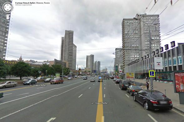 Google Street View пришел в Россию. Изображение № 14.