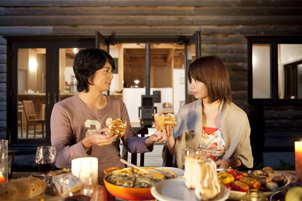 Фильм «Хлеб счастья»: Оставить работу вТокио ради пекарни наозере . Изображение № 6.