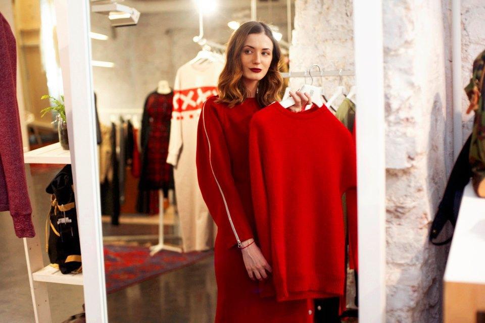 Внешний вид (Москва): Саша Вайдер, дизайнер одежды. Изображение № 4.