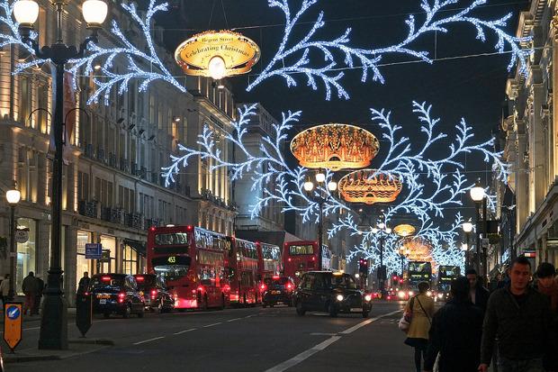 Дневник города: Зима в Лондоне. Изображение № 7.