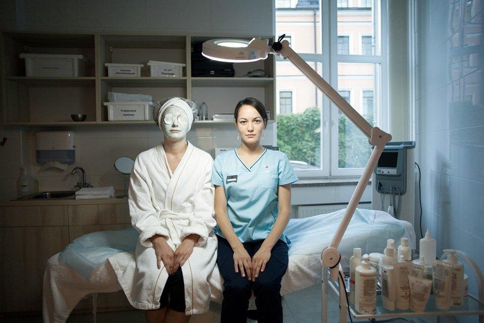 Косметолог Виктория Клишко— оботоксе, прыщах иместах, которые мужчины эпилируют чаще всего. Изображение № 5.