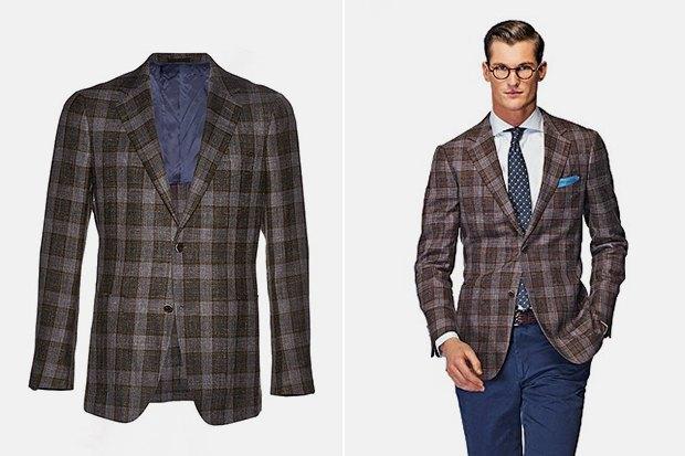 Где купить мужской пиджак: 9вариантов от трёх до 34 тысяч рублей. Изображение № 10.