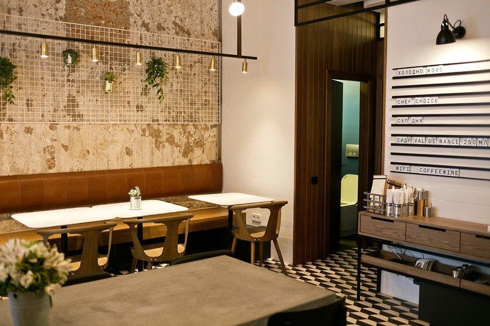 Nude. Coffee & Wine Bar. Изображение № 8.