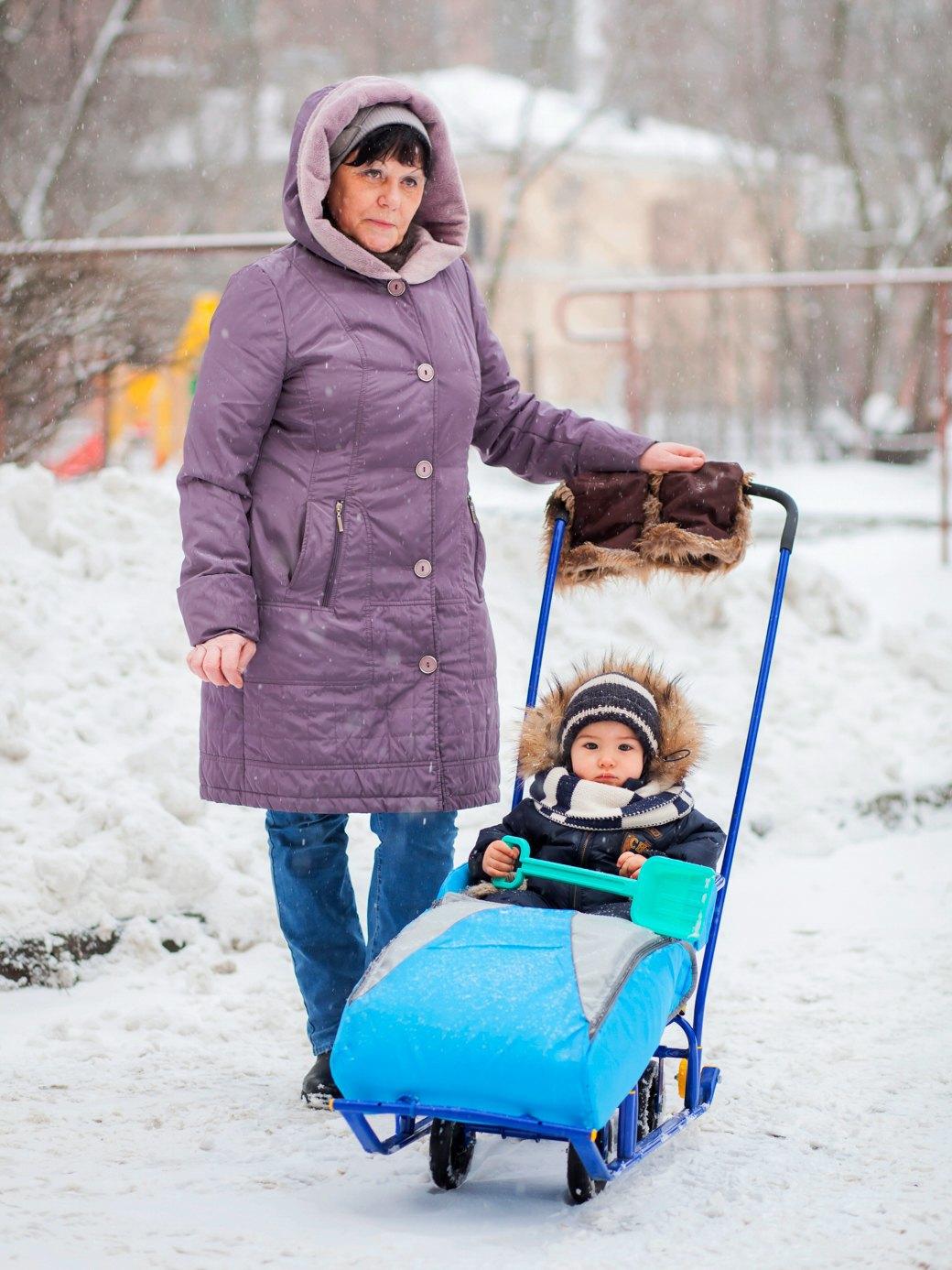 Валентина Викторовна и Борис — жители «Городка». Изображение № 15.