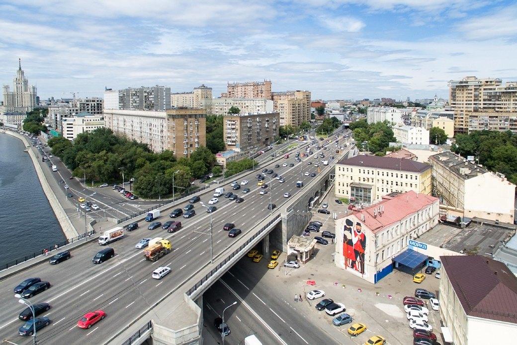 Лучшие московские граффити свысоты птичьего полёта. Изображение № 12.