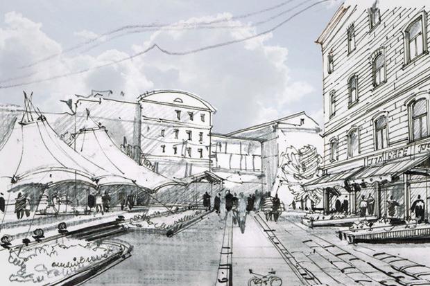 «Серый пояс»: 4 проекта развития промзон. Изображение № 12.
