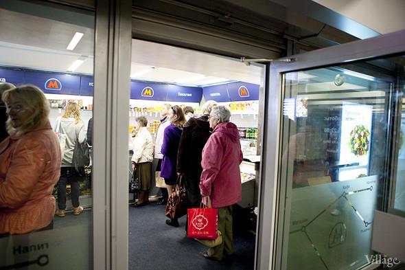 На станции «Сретенский бульвар» открылось первое метрокафе. Изображение № 2.