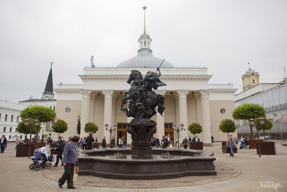 Прямая речь: Начальник российских вокзалов о реконструкции Комсомольской площади. Изображение № 8.