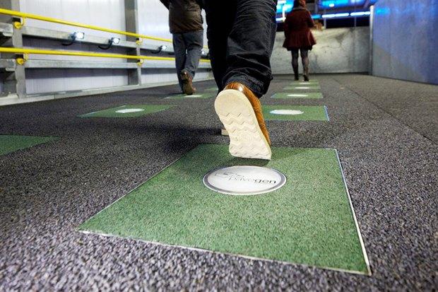 Идеи для города: Электричество от шагов в Лондоне. Изображение № 10.