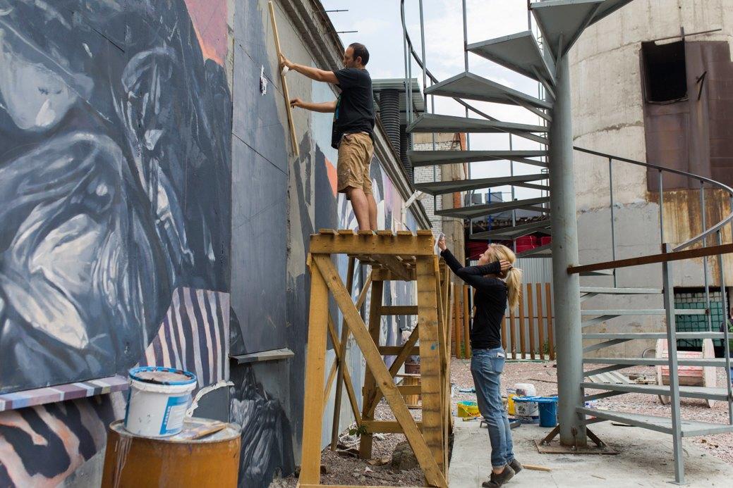 Что происходит с Музеем стрит-арта вновом сезоне. Изображение № 16.