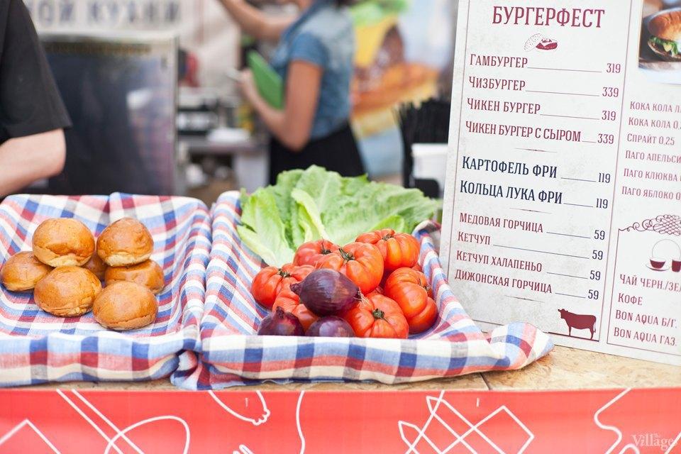 Между булок: 6 бургеров сфестиваля на Кузнецком Мосту. Изображение № 49.
