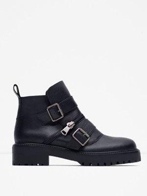 33 пары женской обуви на зиму. Изображение № 33.