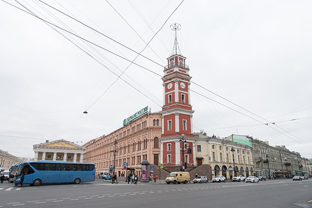 В Петербурге — тратить: Денежные места северной столицы . Изображение № 90.
