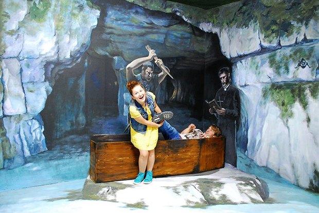 Куратор музеев власти иэротики открывает «Музей иллюзий». Изображение № 3.