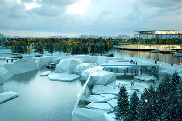 Зона «Арктика». Изображение № 53.
