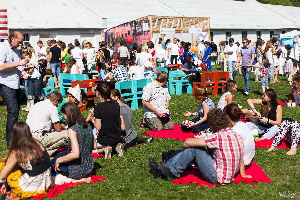 Люди в городе: Посетители фестиваля «О да! Еда!». Изображение № 14.